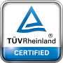 TUEV Type Approved Logo