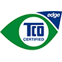 TCO Certified Edge Displays 1.2. Logo