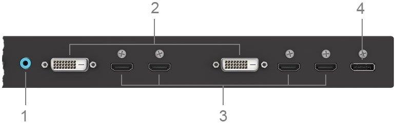 MultiSync® X651UHD-2 IGT (InGlass™ Table)