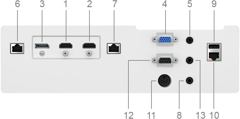 PA653U - Technical data NEC Display Solutions