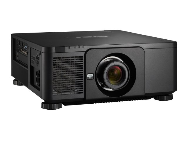 PX803UL-ProjectorViewSlantRight-Black