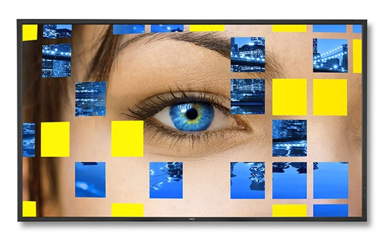 NEC to showcase a world of visual experience at ISE 2015 - NEC Display Solutions United Kingdom