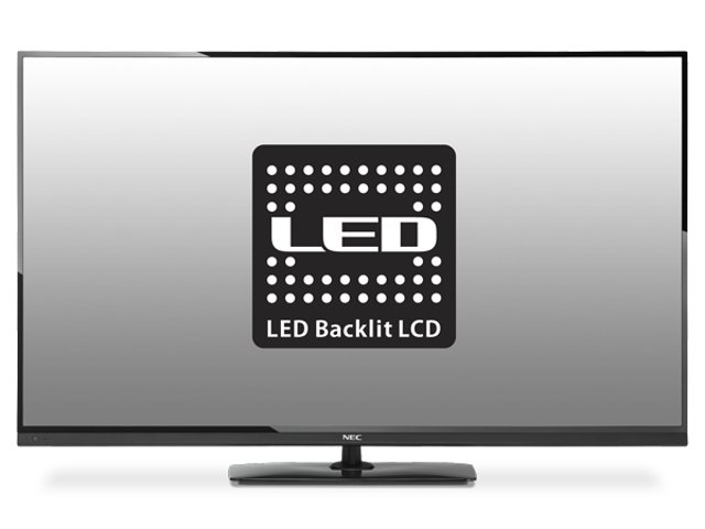E554-DisplayViewFrontalBlack-LED