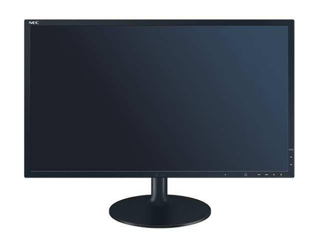 EX231Wp-DisplayViewFrontalBlack-Main