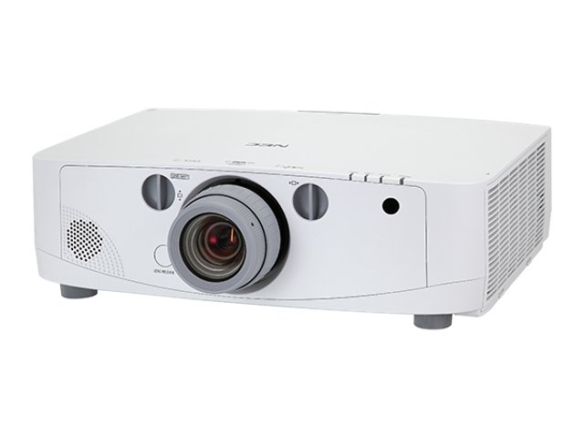 PA550W-ProjectorViewRight-slant