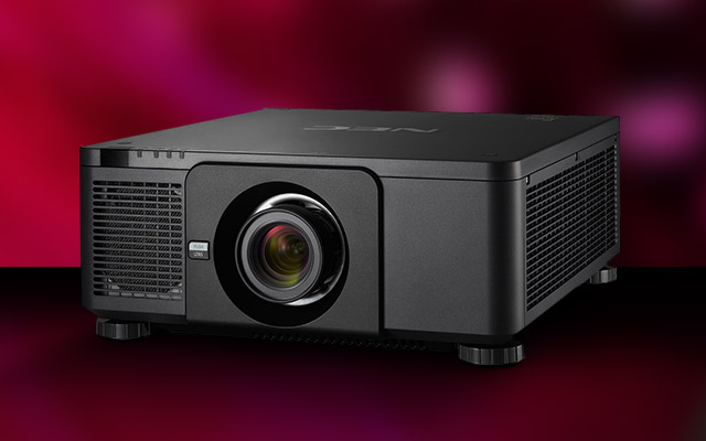 NEC launches latest 4K UHD projector at ISE 2018 - NEC Display