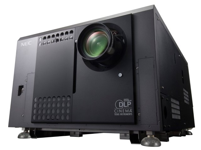 NC1200C-ProjectorViewUpperslant