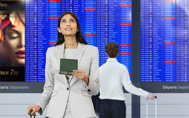 Flight Information Display Partners