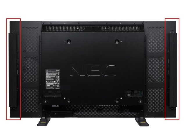 NEC_P521back_with_SP-RM1_red