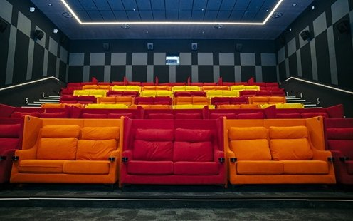 Silver Screen Cinemas partners with Sharp/NEC and CinemaNext for strategic expansion