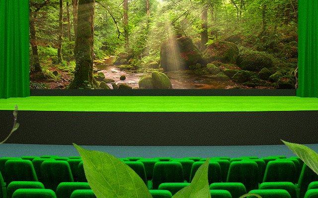 GreenScreenCinema