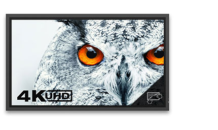 Product Group - Displays mit UHD-Auflösung