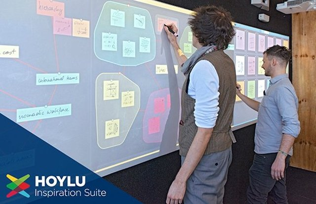 Hoylu Inspiration Suite for Enterprise Teams