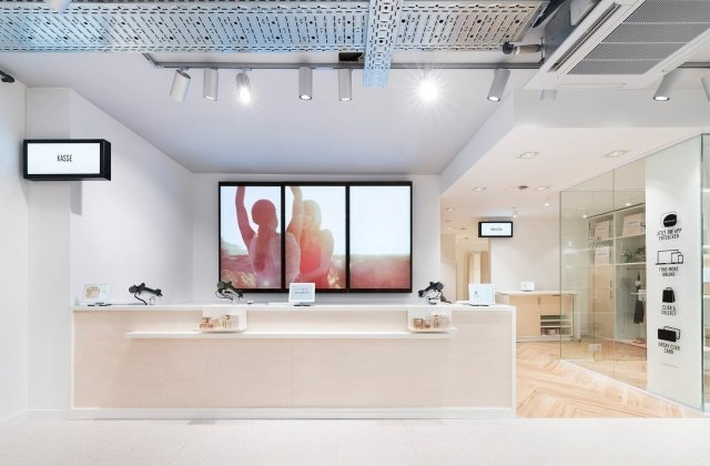 Bütema equips Orsay flagship store with digital solutions