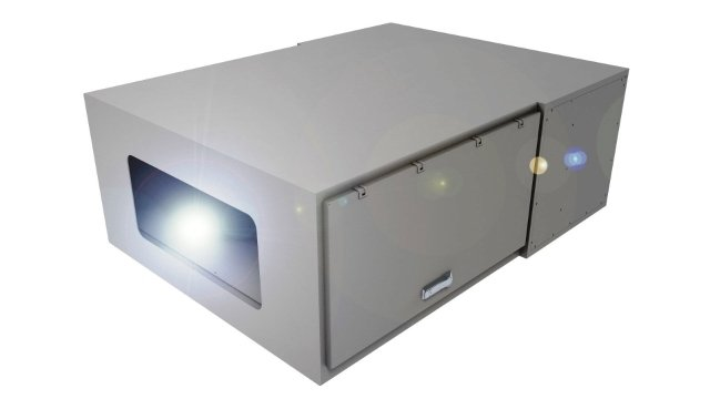 Laser Projection Climate Protection System