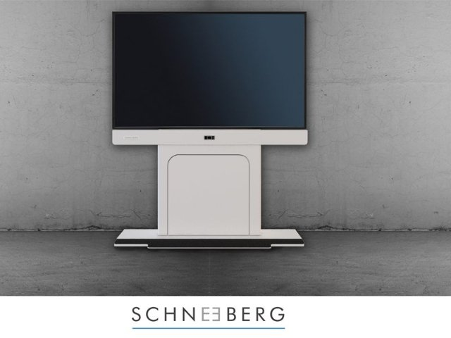 Schneeberg - design-oriented professional Multitouch Furniture