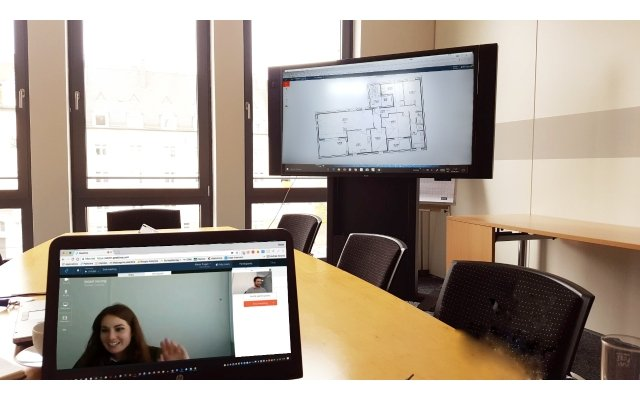 PeekTime - Web Conferencing for Collaborative Work